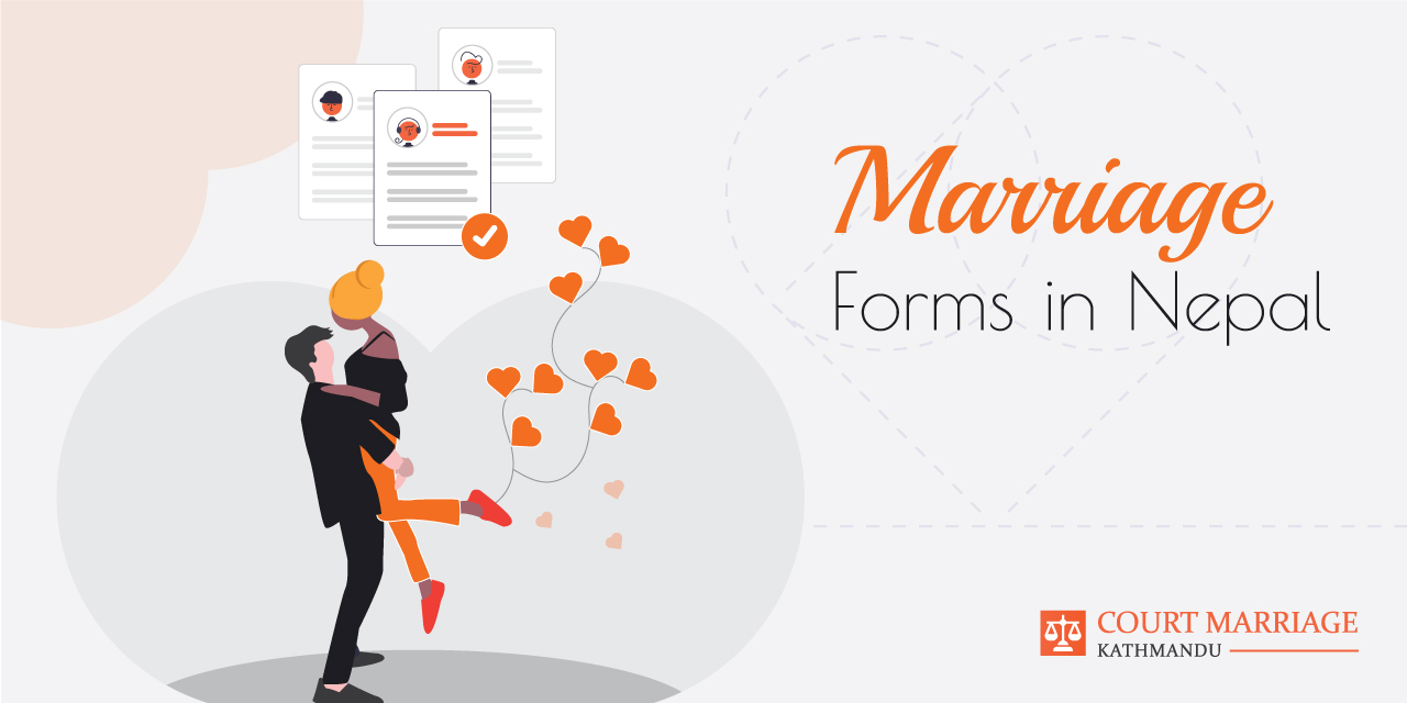 Marriage Forms in Nepal